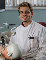 Photo of a student Dentist